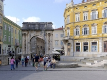 Arch of Sergii